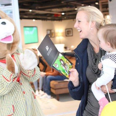 Fotoalbum van Pasen Greenscreen Foto actie | Attractiepret.nl