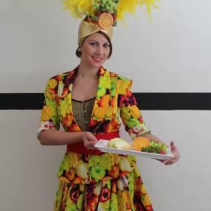 Fruit Girls - Fruit Uitdeelactie inzetten?