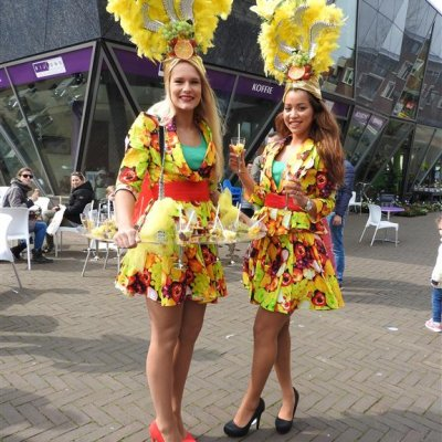 Foto van Fruit Girls - Fruit Uitdeelactie | JB Productions