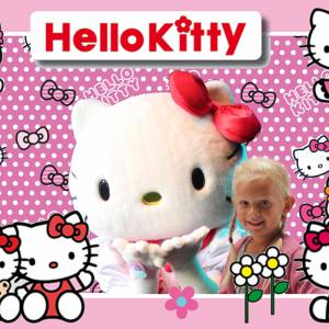Foto van Op de foto met - Hello Kitty | JB Productions