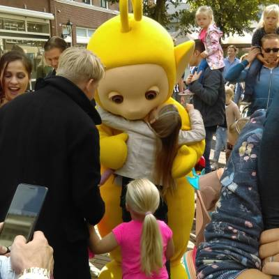 Foto van Meet & Greet Teletubbies | Looppop.nl