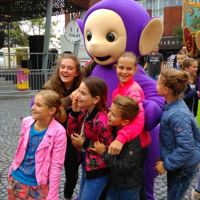 Fotoalbum van Meet & Greet Teletubbies | Kindershows.nl