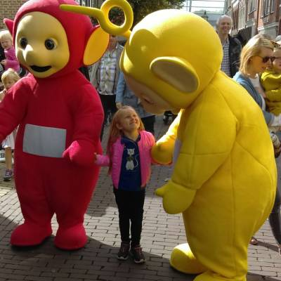 Foto van Meet & Greet Teletubbies | Kindershows.nl
