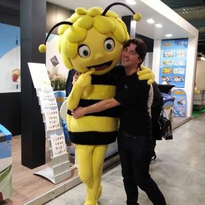 Foto van Meet & Greet Maya de Bij | Looppop.nl