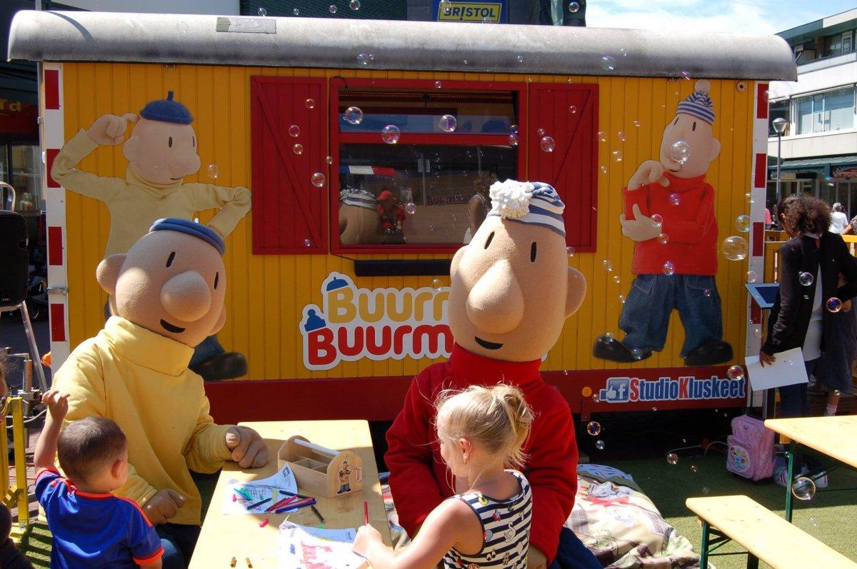 Buurman En Buurman Kluskeet Boeken Of Huren Kindershowsnl