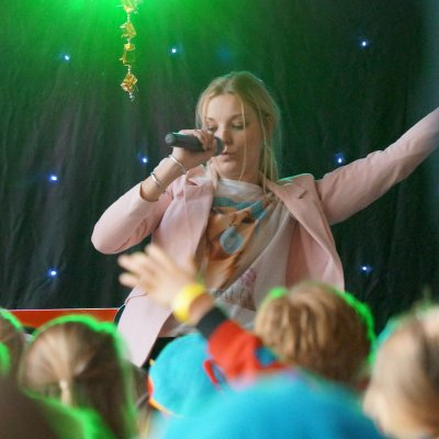 Foto van Dancing with the Kids & Lisa | Kindershows.nl