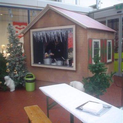 Fotoalbum van Mega Kerst Traktatie Terras | Attractiepret.nl