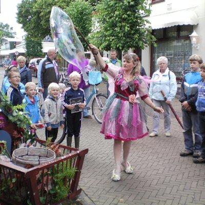 Fotoalbum van Bellenblaas Feest | Attractiepret.nl
