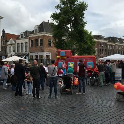 Fotoalbum van Meet & Greet met Beep de Bus en Jill | Looppop.nl