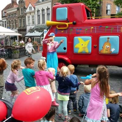 Fotoalbum van Meet & Greet met Beep de Bus | Kindershows.nl