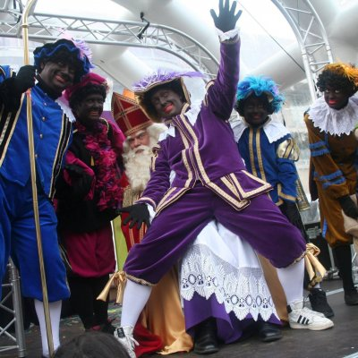 Foto van Zwarte Piet Babello - Sinterklaasshow | Sinterklaasshow.nl