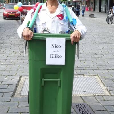 Nico van de Kliko inzetten?
