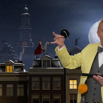 Fotoalbum van De Hocus Pocus Speculoos Sinterklaasshow | Goochelshows.nl
