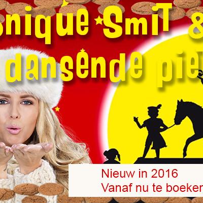 Foto van Monique Smit en de Dansende Pieten - Sinterklaasshow | SintenKerst
