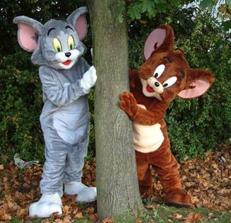 Meet & Greet Tom & Jerry boeken
