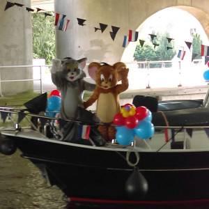 Meet & Greet Tom & Jerry inhuren