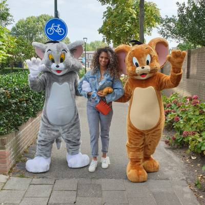 Meet & Greet Tom & Jerry