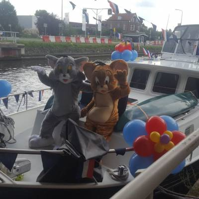 Tom & Jerry Meet & Greet huren