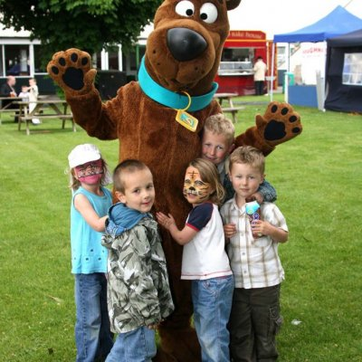 Meet & Greet Scooby-Doo huren