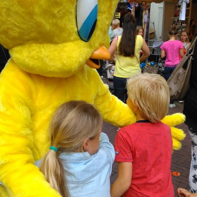 Foto van Meet & Greet Tweety | Artiestenbureau JB Productions