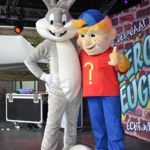 Meet & Greet Bugs Bunny huren