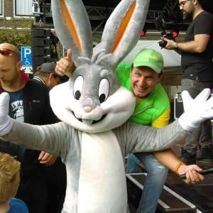 Meet & Greet Bugs Bunny inhuren