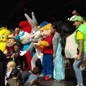 Meet & Greet Bugs Bunny huren?