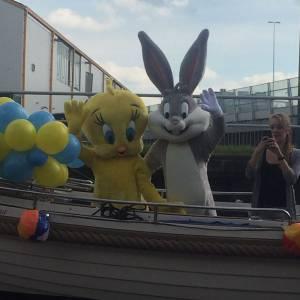 Bugs Bunny Meet & Greet huren