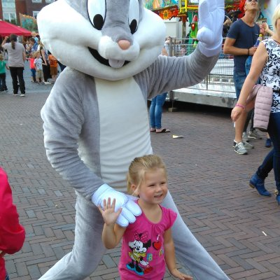 Foto van Meet & Greet Bugs Bunny | JB Productions