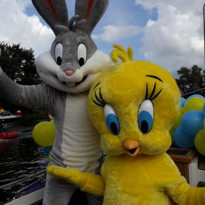 Fotoalbum van Meet & Greet Bugs Bunny | Kindershows.nl