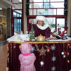 Miss Mable Table - Kerst inhuren?