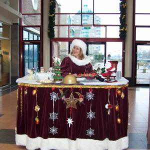Miss Mable Kerst Table boeken