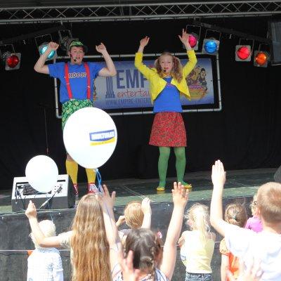 Kids Disco Show met Dotje en Snotje boeken?