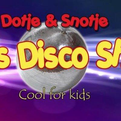 Kids Disco Show met Dotje en Snotje inzetten?