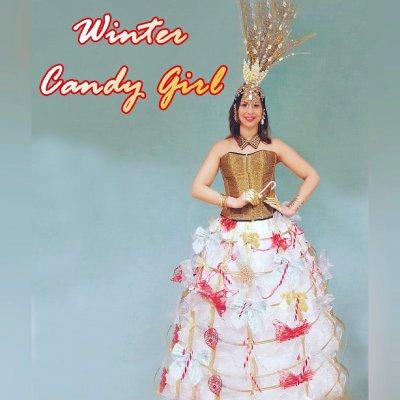 Foto van Winter Candy Girl | SintenKerst
