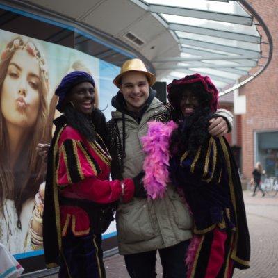 Fotoalbum van De Style Pieten van Sinterklaas | Sinterklaasshow.nl