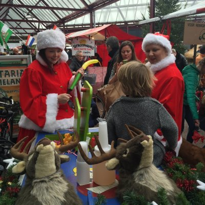 Fotoalbum van Kerst Surprise Car | Attractiepret.nl