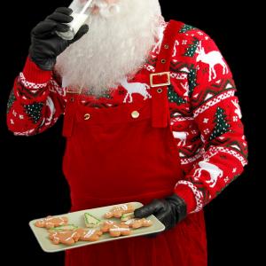 Santa Claus inhuren?