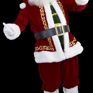 Santa Claus inzetten?