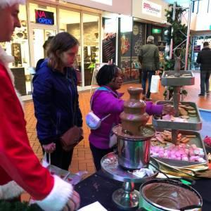 Chocolade Fonteinen voor Kerst inzetten?