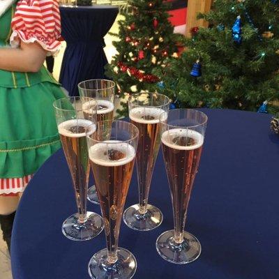 Foto van Champagne Traktatie voor Kerst | SintenKerst