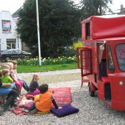 Fotoalbum van Poppentheater op Wieltjes | poppentheaters.nl