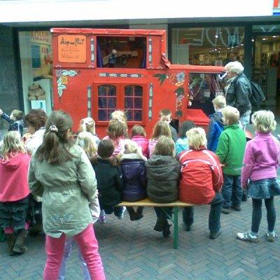 Foto van Poppentheater op Wieltjes | Poppentheaters.nl