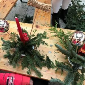 Workshop - Kerststukjes maken boeken of inhuren?