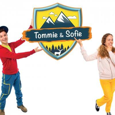 Fotoalbum van Tommie & Sofie op Avontuur - Kindershow | kindershows.nl