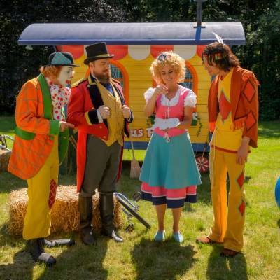 Foto van Pipo de Clown - Minishow | Looppop.nl