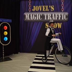 Magic Traffic Show inhuren?