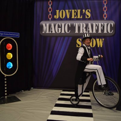 Magic Traffic Show inhuren?