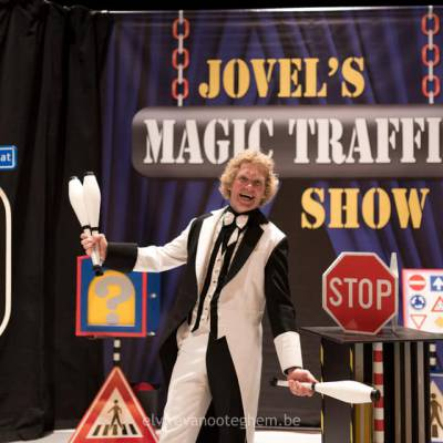 Magic Traffic Show boeken of inhuren?
