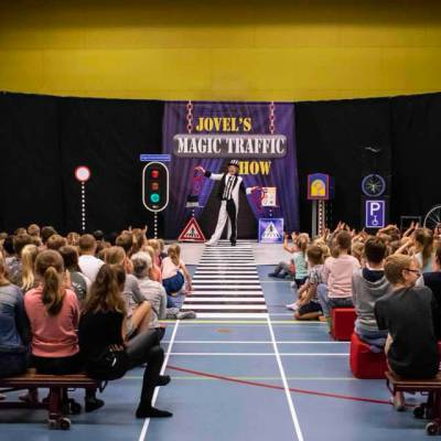 Magic Traffic Show inzetten of boeken?